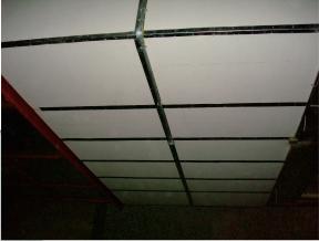 增强纤维硅酸盐防火板
