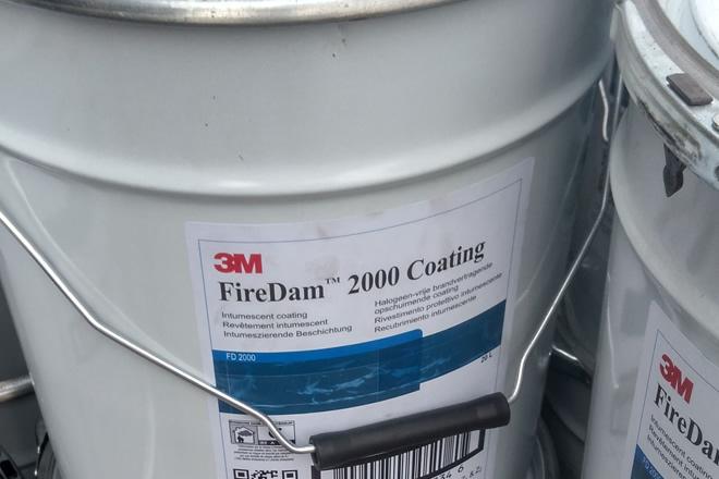 3M电缆防火涂料销售